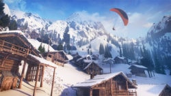 Steep Wallpaper - Paraglides 2