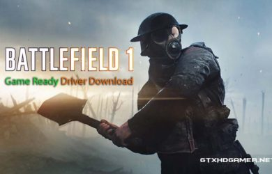 Battlefield 1 Game Ready Nvidia Driver Download