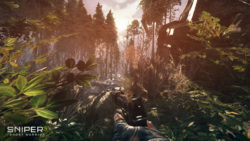 Sniper Ghost Warrior 3 Wallpaper - Jungle