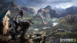Sniper Ghost Warrior 3 Wallpaper -Main Poster
