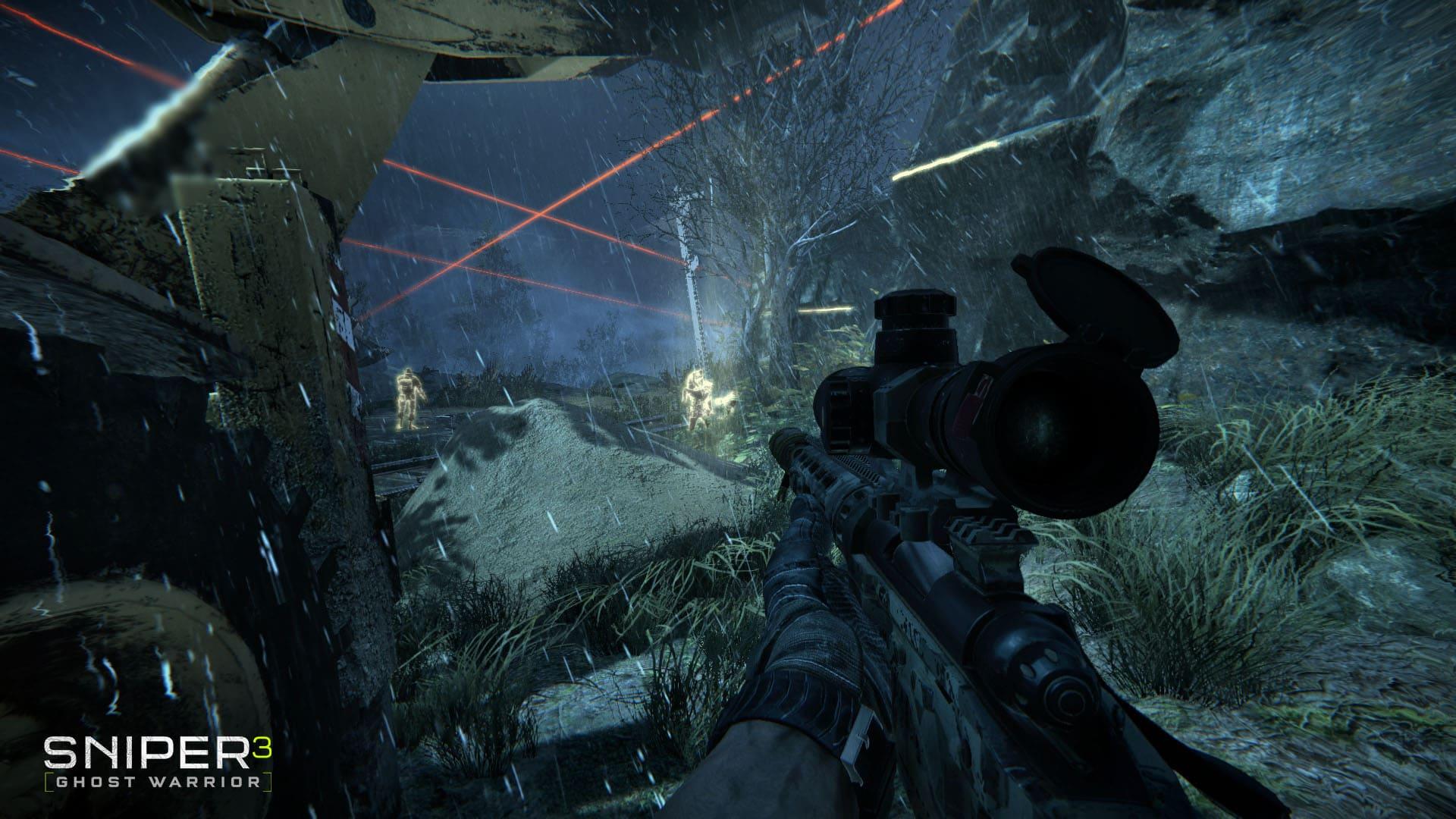 Sniper Ghost Warrior 3 Wallpaper Download (23 In 1 Pack