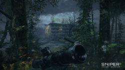 Sniper Ghost Warrior 3 Wallpaper - Russian Building