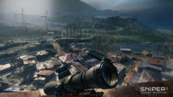 Sniper Ghost Warrior 3 Wallpaper - Telescope