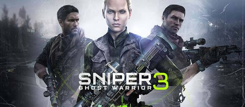 Sniper Ghost Warrior 3 Wallpaper - Girl Character
